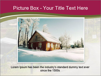 Rural Area PowerPoint Template - Slide 15
