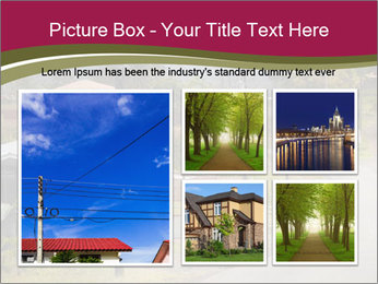 Rural Area PowerPoint Template - Slide 19