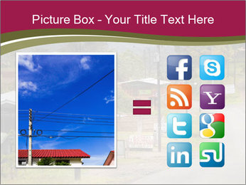 Rural Area PowerPoint Template - Slide 21