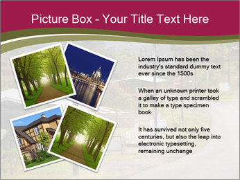 Rural Area PowerPoint Template - Slide 23