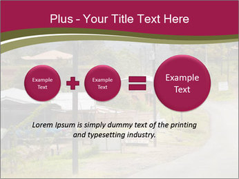Rural Area PowerPoint Template - Slide 75