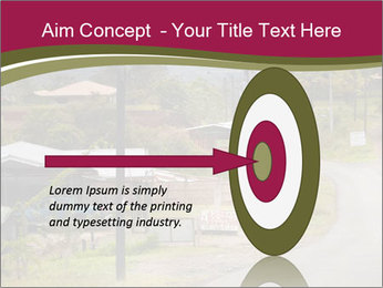 Rural Area PowerPoint Template - Slide 83