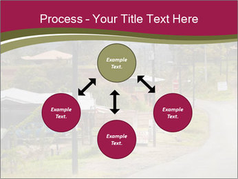 Rural Area PowerPoint Template - Slide 91