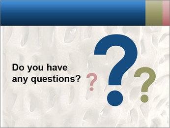 Osteoporosis PowerPoint Template - Slide 96