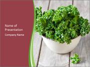 Veg Diet PowerPoint Templates