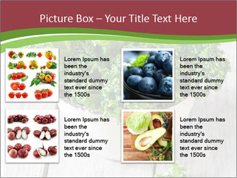 Veg Diet PowerPoint Template - Slide 14