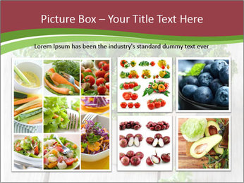 Veg Diet PowerPoint Template - Slide 19