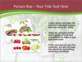 Veg Diet PowerPoint Template - Slide 20