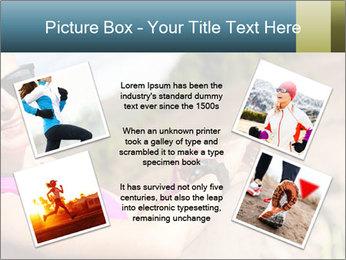 Woman Hiker PowerPoint Template - Slide 24