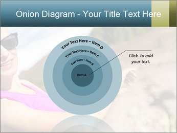 Woman Hiker PowerPoint Template - Slide 61