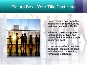 City People PowerPoint Templates - Slide 13