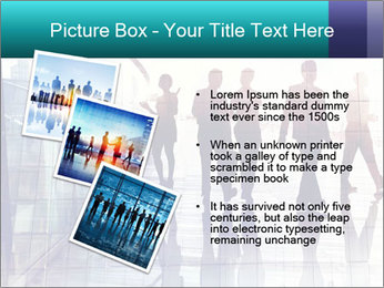 City People PowerPoint Templates - Slide 17