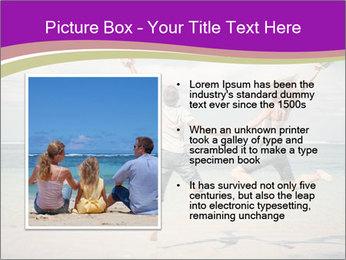 Joyful Couple On Vacation PowerPoint Templates - Slide 13