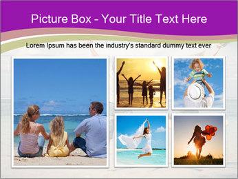 Joyful Couple On Vacation PowerPoint Templates - Slide 19