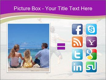 Joyful Couple On Vacation PowerPoint Templates - Slide 21
