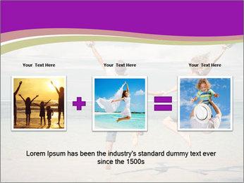 Joyful Couple On Vacation PowerPoint Templates - Slide 22