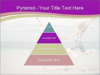 Joyful Couple On Vacation PowerPoint Templates - Slide 30
