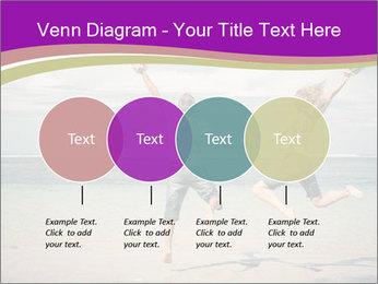 Joyful Couple On Vacation PowerPoint Templates - Slide 32