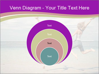 Joyful Couple On Vacation PowerPoint Templates - Slide 34