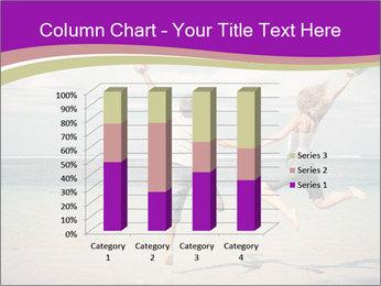 Joyful Couple On Vacation PowerPoint Templates - Slide 50
