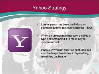 John Lenon And Yoko PowerPoint Template - Slide 11