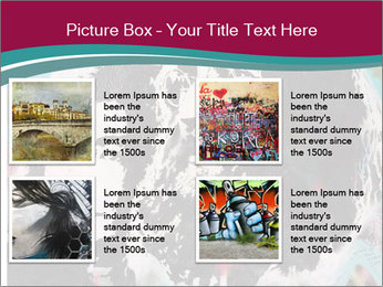 John Lenon And Yoko PowerPoint Template - Slide 14