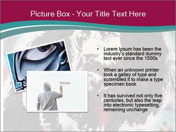 John Lenon And Yoko PowerPoint Template - Slide 20