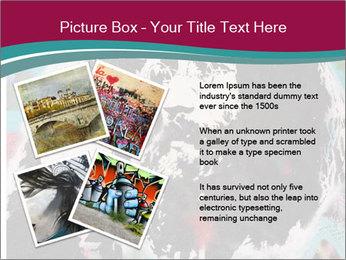 John Lenon And Yoko PowerPoint Template - Slide 23