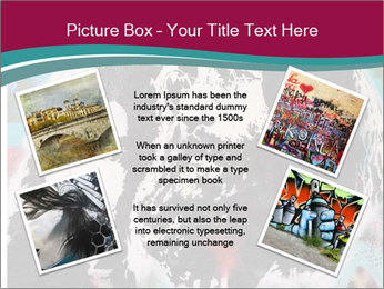 John Lenon And Yoko PowerPoint Template - Slide 24