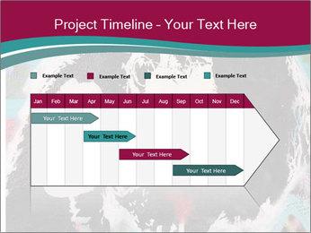 John Lenon And Yoko PowerPoint Template - Slide 25