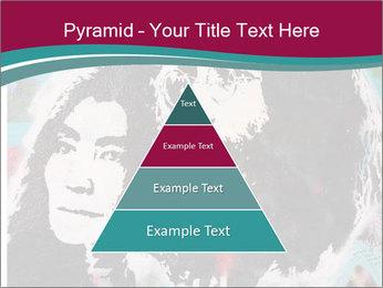 John Lenon And Yoko PowerPoint Template - Slide 30