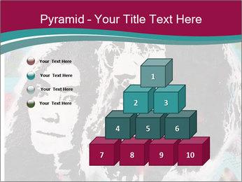 John Lenon And Yoko PowerPoint Template - Slide 31