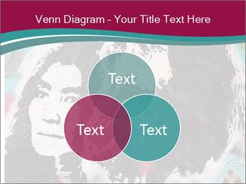 John Lenon And Yoko PowerPoint Template - Slide 33