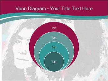 John Lenon And Yoko PowerPoint Template - Slide 34