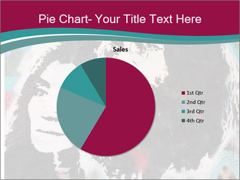 John Lenon And Yoko PowerPoint Template - Slide 36