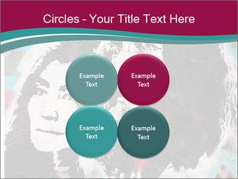 John Lenon And Yoko PowerPoint Template - Slide 38