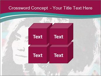 John Lenon And Yoko PowerPoint Template - Slide 39