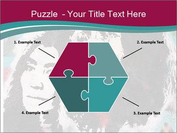 John Lenon And Yoko PowerPoint Template - Slide 40