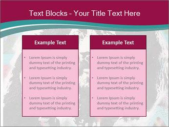 John Lenon And Yoko PowerPoint Template - Slide 57