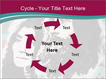John Lenon And Yoko PowerPoint Template - Slide 62