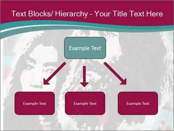 John Lenon And Yoko PowerPoint Template - Slide 69