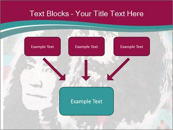 John Lenon And Yoko PowerPoint Template - Slide 70
