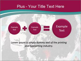 John Lenon And Yoko PowerPoint Template - Slide 75