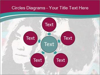 John Lenon And Yoko PowerPoint Template - Slide 78