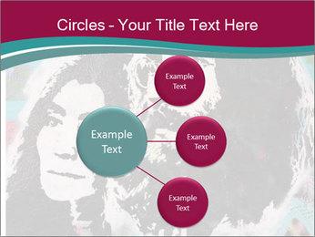 John Lenon And Yoko PowerPoint Template - Slide 79
