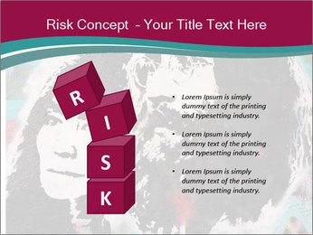 John Lenon And Yoko PowerPoint Template - Slide 81