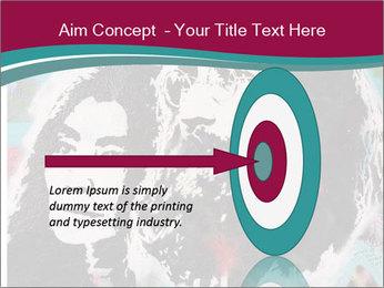 John Lenon And Yoko PowerPoint Template - Slide 83