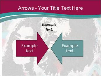John Lenon And Yoko PowerPoint Template - Slide 90