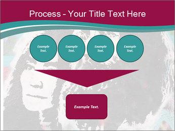 John Lenon And Yoko PowerPoint Template - Slide 93