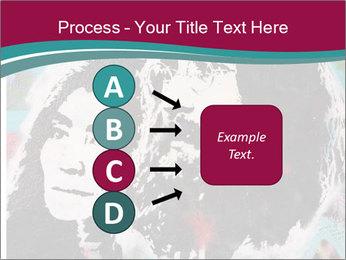 John Lenon And Yoko PowerPoint Template - Slide 94